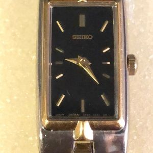 Seiko women's wrist watch